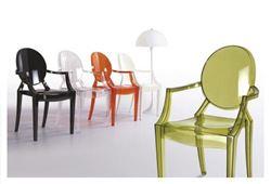 Attēls Plastmasas krēsli