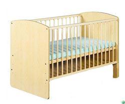 Attēls  Bērnu gultiņa KAROLINA II