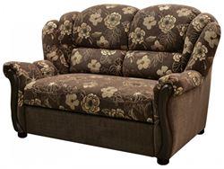 Attēls Neizvelkami divvietīgi dīvāni