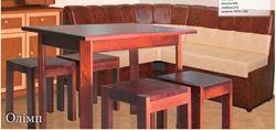 Attēls  Virtuves stūra dīvāns OLIMP