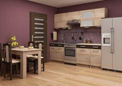 Attēls Virtuves skapīši POLO 2 ( Sonoma jasna )