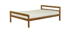 Attēls  Masīvkoka gulta 140