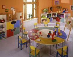 Attēls Bērnudārza mēbeles