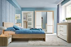 Attēls Guļamistabas iekārta DANTON (2 krāsas)