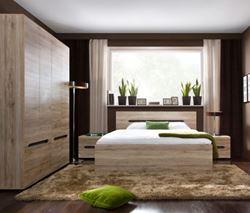 Attēls  Guļamistabas komplekts ELPASSO 1