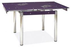 Attēls Stikla izvelkami galdi