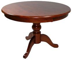 Attēls Apaļi un ovāli galdi