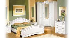 Attēls Guļamistabas komplekts ORHIDEJA (3 krāsas)
