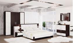 Attēls  Guļamistabas komplekts BARSELONA 1
