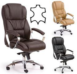 Attēls  Ādas biroja krēsls FOSTER (3 krāsas)
