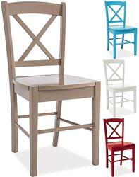 Attēls  Koka krēsls CD-56 (4 krāsas)