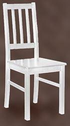 Attēls  Koka krēsls BOSS IV D (Balts)
