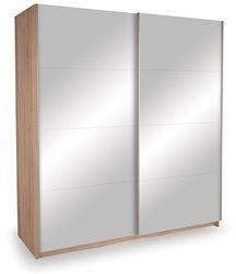 Attēls  Skapis ECO PLUS 200 ZL ST2 ar spoguli