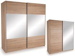 Attēls  Skapis ECO PLUS 200 ZL ST13 ar spoguli