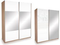 Attēls  Skapis ECO PLUS 150 ZL ST14 ar spoguli
