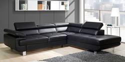 Attēls  Ādas stūra dīvāns LOTOS