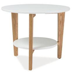Attēls  Kafijas galds LARVIK D (apaļš)