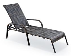 Attēls  Dārza guļamkrēsls MORPHEUS