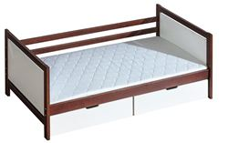 Attēls  Koka gulta TRIO T11 tāfele (4 krāsas)