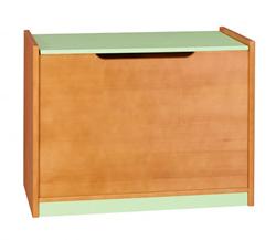 Attēls  Koka kaste SKRZYNIA (4 krāsas)