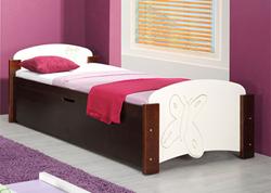 Attēls  Koka gulta MALGOSIA 1 (12 krāsas)