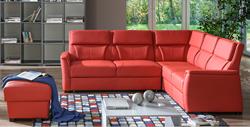 Attēls  Stūra dīvāns IVET 1