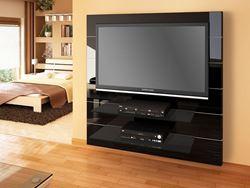 Attēls  TV  turētājs, galds PANORAMA 2 pulēts (2 krāsas)
