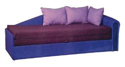 Attēls  Tahta-dīvāns BORYS