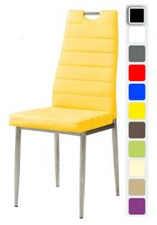 Attēls  Krēsls AC2-001B hroms (11 krāsas)