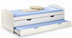 Attēls  Divvietīga bērnu gulta LAGUNA