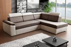Attēls  Stūra dīvāns ANDORA