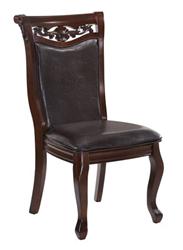 Attēls  Koka krēsls BOSTON
