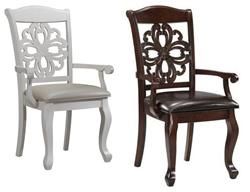 Attēls  Koka krēsls VIRGINIA II (2 krāsas)