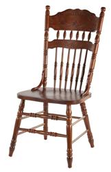 Attēls  Koka krēsls CCKD-828-S