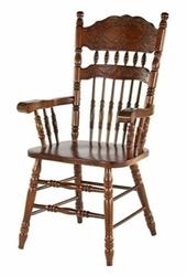Attēls  Koka krēsls CCKD-828-A