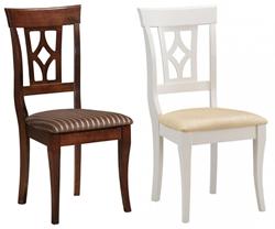 Attēls  Koka krēsls ANJELICA (2 krāsas)