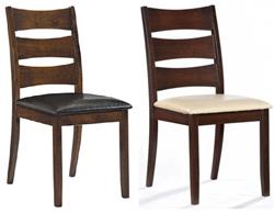 Attēls  Koka krēsls BELLA (Rieksts)