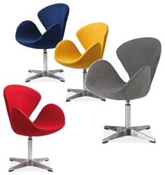 Attēls  Krēsls DEVON (4 krāsas) Audums