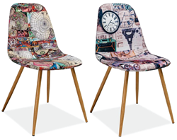 Attēls  Krēsls CITI (2 krāsas)