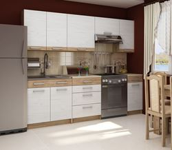 Attēls Virtuves skapīši POLO 5 ( Craft bialy )