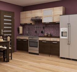 Attēls Virtuves skapīši POLO 1 ( Sonoma ciemna )