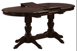 Attēls  Izvelkams galds ANJELICA (Riekstkoka)