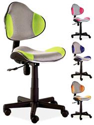 Attēls  Krēsls Q-G2 (4 krāsas) Pelēks