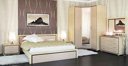 Attēls  Guļamistabas komplekts GLORIJA 1