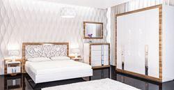 Attēls  Guļamistabas komplekts LOTOS