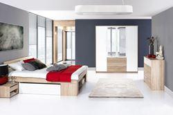Attēls  Guļamistabas komplekts MILO Nr.2