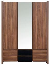 Attēls  Skapis ar spoguli VENOM SZF5D2S