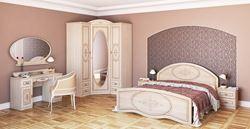 Attēls  Guļamistabas komplekts VASILISA Nr. 1