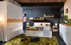 Attēls  Guļamistabas komplekts BARI