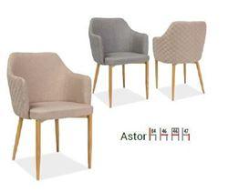 Attēls  Krēsls ASTOR (2 krāsas)